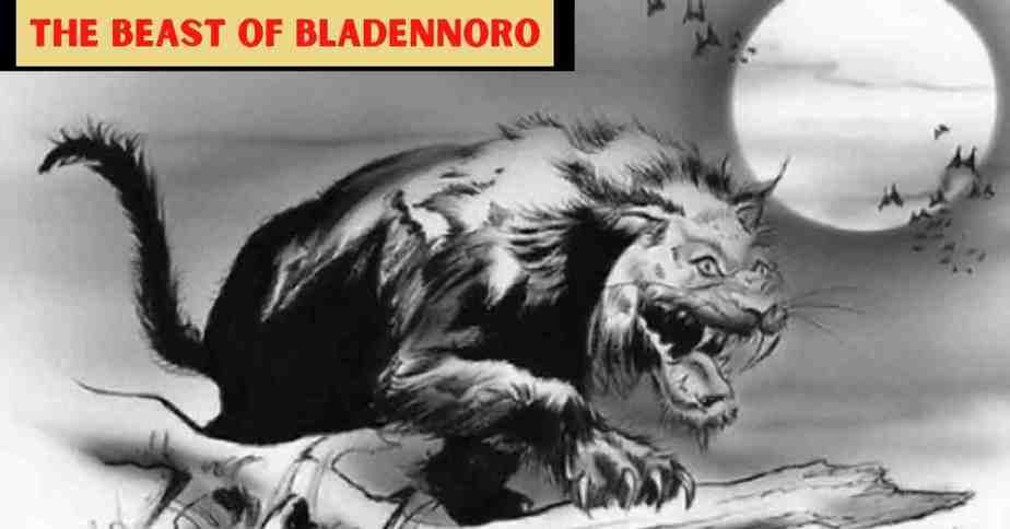 The Beast Of Bladennoro