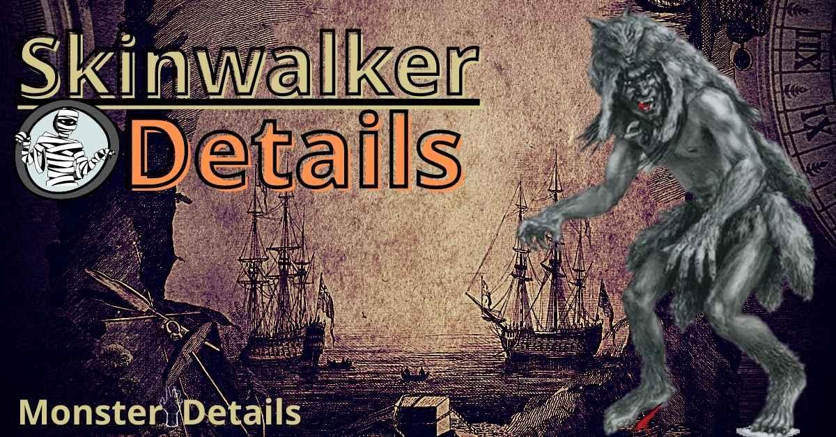 Skinwalker In Hindi, Hindi Monster Stories, Skinwalker Details in hindi